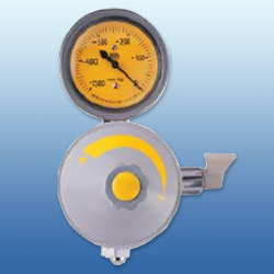 Vacuum Regulator for Medium Suction - 0 to 500mm Hg