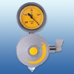 Vacuum Regulator for Low Suction - 0 to 200mm Hg